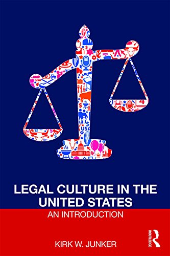 Legal Culture in the United States: An Introduction (Zones of Religion)