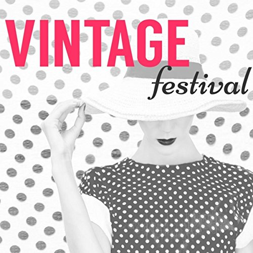 Vintage Festival - Great Big Band Jazz, 20's Music for Gatsby Charleston Party, Black and White Jazz Air (White Black Und Party)
