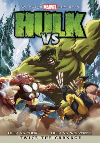 Image of Hulk Vs