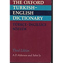 The Oxford Turkish-English Dictionary