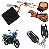 Vheelocityin Bike / Motorcycle/ Scooter Remote Start AlarmFor Bajaj Platina 100