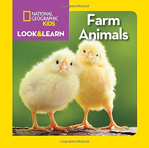 516L2Wv mzL BEST BUY #1National Geographic Kids Look and Learn: Farm Animals (Look & Learn) price Reviews uk