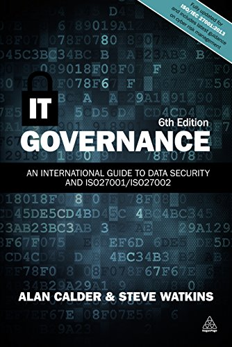 IT Governance: An International Guide to Data Security and ISO27001/ISO27002 (English Edition) por Alan Calder