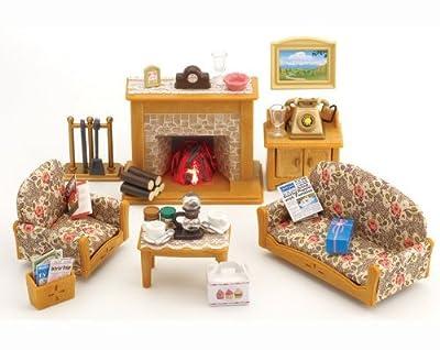 Sylvanian Families - Salón para casa de muñecas de Sylvanian Families
