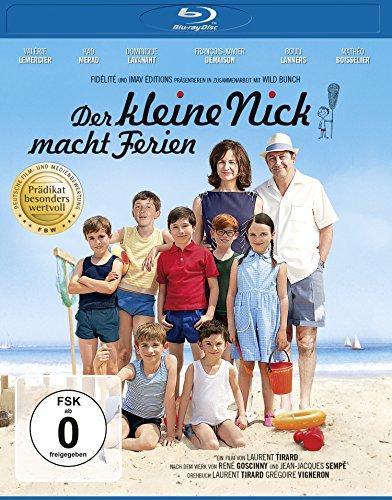 Bild von Der kleine Nick macht Ferien [Blu-ray]