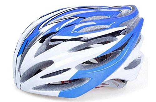 LHRain Mountain bike casco integralmente modellato uomini