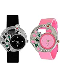 i Stuff Latest Collation Fancy And Attractive Look Watch - For Girls