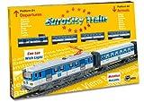 Servicios E Industrias Del Juguete 66-690 - Tren Eurocity Metalico Con...