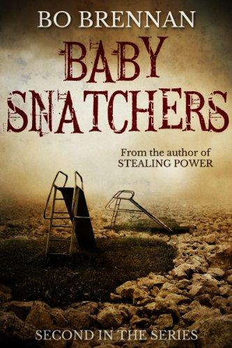 Baby Snatchers: A dark and disturbing crime thriller with a breathtaking twist (A Detective India Kane & AJ Colt Crime Thriller)