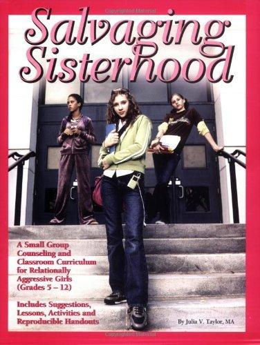 Salvaging Sisterhood by Julia V. Taylor (2005-07-01)