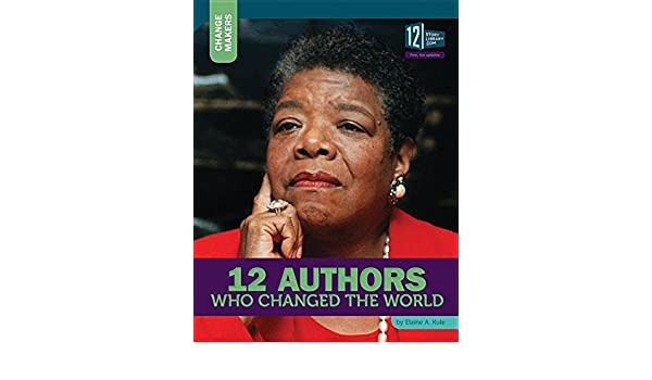 authors who changed the world