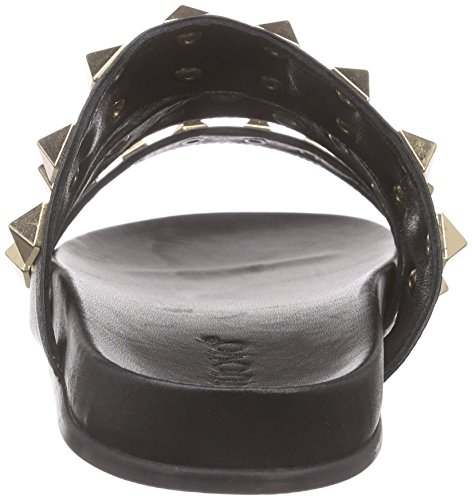 Inuovo 6169, Sandales femme Noir - Noir