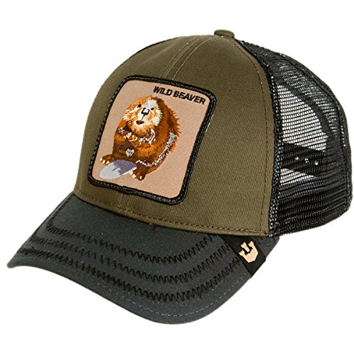 12210efb Goorin Brothers Animal Farm Trucker Hat - Barn Collection Olive, One Size