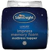 Silentnight Impress Memory Foam Mattress Topper