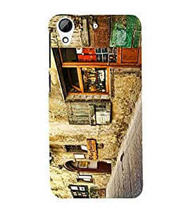 Street design Back Case Cover for HTC Desire 626::HTC Desire 626G Plus::HTC Desire 626G+