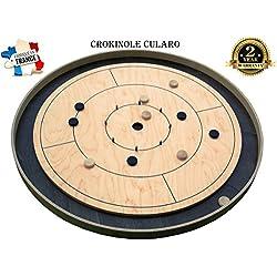 Crokinole World Championships 78 - Fabrication Artisanale Française