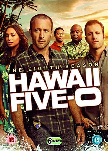 Preisvergleich Produktbild Hawaii Five-0 - Season 8 [6 DVDs] [UK Import]