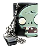 Plants vs Zombies Monedero MW0CYDPVZ Negro