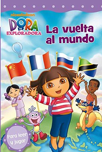 La vuelta al mundo (Dora la exploradora. Pictogramas) por Nickelodeon Nickelodeon