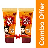 Best Men Hair Styling Products - Set Wet Wet Look Hair Styling Gel Review