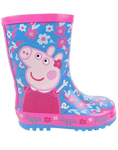 Peppa-Pig-Botas-para-nia-Rosa-rosa-color-Rosa-talla-28-EU-Nios