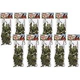 Dehner Best Nature Nagersnack, Haselnusszweige, 10 x 25 g (250 g)