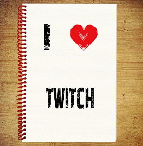 a5-ordinateur-portable-agenda-de-bloc-de-dessin-des-plans-de-pensees-idees-i-love-twitch