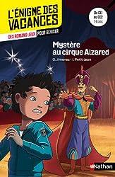 Mystère au cirque Alzared