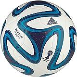 #9: adidas Brazuca Glider Football