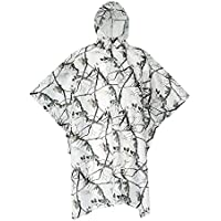 Aihifly Portátil Outdoor Multipurpose Snow Camo Triple Moisture Pad Soft and Comfortable Raincoat