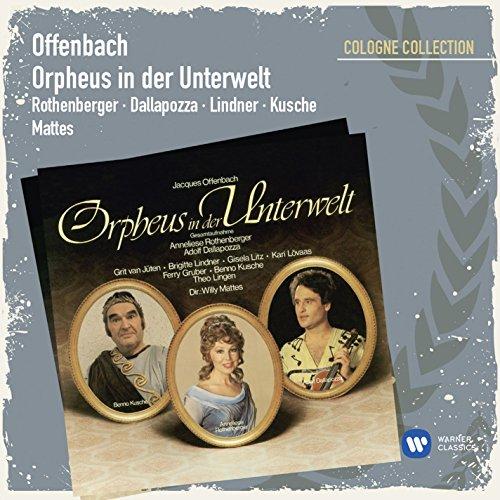 Orpheus in der Unterwelt · Operette in 2 Akten (1988 Remastered Version), Zweiter Akt: Drittes Bild: Dialog & Als ich einst Prinz war von Arkadien (Hans Styx - Eurydike)