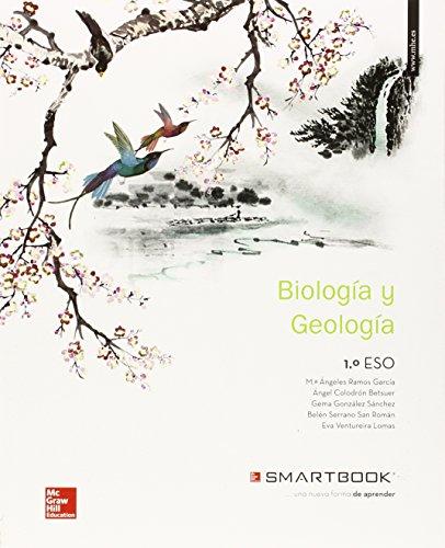 Biología Y Geología. ESO 1 - Edición 2015 (+ Smartbook) - 9788448195755