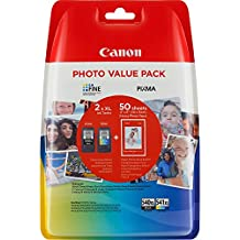 Canon 5222B014  Cartuccia originale, PG-540XL + CL-541 XL, inkjet/getto d'inchiostro