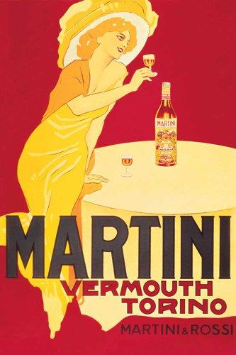 empireposter - Martini - Vermouth Torino - Größe (cm), ca. 61x91,5 - Poster, NEU -