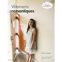 Vêtements romantiques. Patrons en taille réelle : tailles S, M, L, XL.