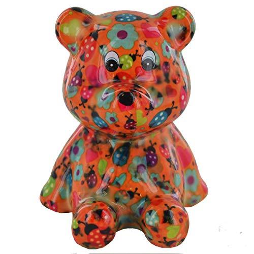Petit Pidou Teddy - Hucha cerámica