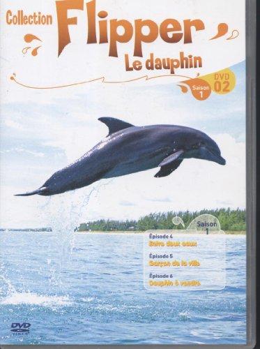 Flipper Le Dauphin Saison 1 Dvd 02 épisode 4.5 et 6