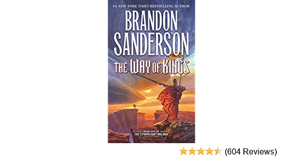 The Way of Kings: Book One of the Stormlight Archive: Amazon