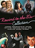 Rewind to the 80s Collection - 10-DVD Box Set ( Flashdance (Flash dance) / Ferris Bueller's Day Off / Footloose (Foot loose) / Pretty in Pink / Trading Places / Black Rain / Witness / Falling in Love / Explorers / The Presidio )