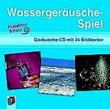Wassergeräusche-Spiel (Hinhören lernen) -