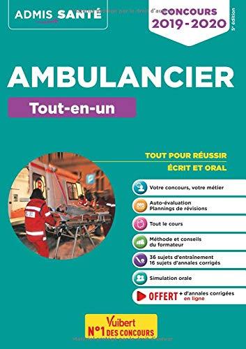 Concours Ambulancier - Tout-en-un - Admis 2019-2020 par Marion Gauthier