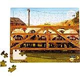 Small Foot Design 10223 Shaun Das Schaf Puzzle Abenteuerlust
