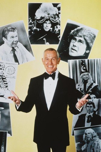 Moviestore Johnny Carson 91x60cm Farb-Posterdruck (Johnny Carson Fotos)