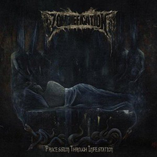 Zombiefication: Procession Through Infestation (Audio CD)