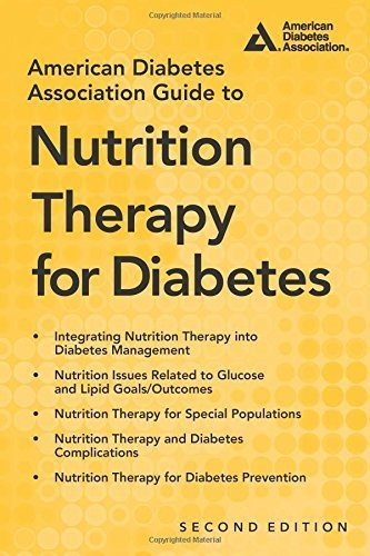 American Diabetes Association Guide to Nutrition Therapy for Diabetes by Franz M.S., Marion J., Evert, Alison (2012) Paperback