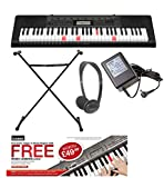 Best Casio Music Stands - Casio LK265 Electronic Keyboard Pack 1 Review