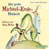 Das große Michael-Ende-Hörbuch: Otto Mellies liest Märchen, Erzählungen und Gedichte: 4 CDs
