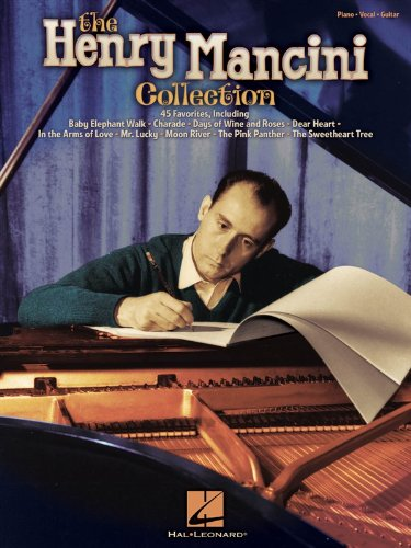 henry-mancini-the-henry-mancini-collection-partituras-para-piano-voz-y-guitarra