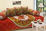 #7: RajasthaniKart Traditional 6 Piece Diwan e-Khas - 100%Cotton