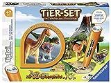 tiptoi Tier-Set Im Zeitalter der Dinosaurier: Interaktive Spielwelt für die tiptoi Tiere Tyrannosaurus, Triceratops und Camarasaurus